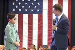 Watch Pete Buttigieg Respond to 9-Year-Old's Request to Help Him Come Out as Gay (Video)