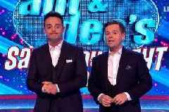 Ant and Dec's horror as Saturday Night Takeaway audience laugh over family's tragedy