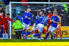 St Johnstone 2 Rangers 2: Callum Hendry and Stevie May on target for Saints
