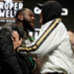 Live boxing updates: Deontay Wilder v Tyson Fury 2 - the rematch