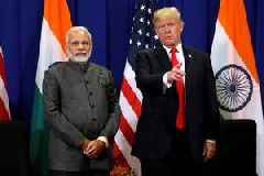US Grapples To Broker a Trade Deal With India in Time for Trump's Visit