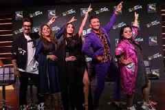 See Photos: Malaika Arora attends India's Best Dancer launch