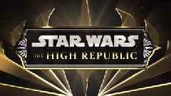 Disney Announces 'Star Wars: The High Republic' Novel and Comic Series