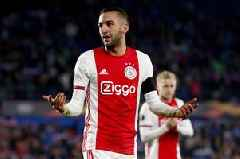 The reason Chelsea's £33.4m summer signing Hakim Ziyech will miss Ajax's Europa League decider