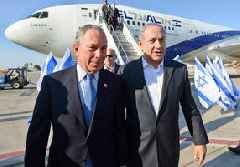 Bloomberg campaign to try its luck in Israel