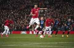 Europa League: United, Inter through; Portuguese giants out