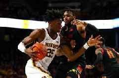 No. 9 Maryland hits late 3 to sink Gophers 74-73