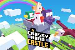 Apple Arcade's latest exclusive is a new Crossy Road spinoff