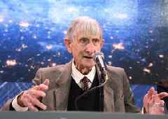 Legendary mathematician and physicist Freeman Dyson has died at the age of 96