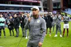 Gabby Agbonlahor makes Birmingham City dig that Aston Villa fans will love