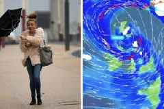 Kent weather: Storm Jorge to batter county at weekend with 70mph winds and heavy rain