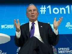 Bloomberg to give $18M to DNC; state parties get offices
