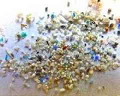 Opening plastic packaging generates microplastics, study says