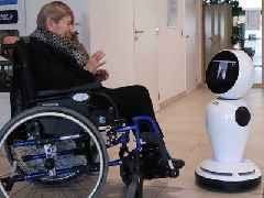 How China, the US, and Europe are using robots to replace and help humans fight coronavirus by delivering groceries, sanitizing hospitals, and monitoring patients