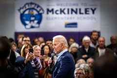 Joe Biden and Bernie Sanders Would Both Beat Donald Trump in the General Election if It Were Held Today, New Poll Shows