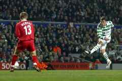 Celtic send Liverpool packing in the 2003 UEFA Cup - classic match report