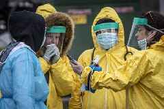 Twitter locks account encouraging coronavirus 'chickenpox parties'