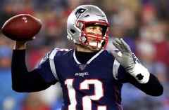 Colin Cowherd: Tom Brady does not have a bad arm, the problem is nobody gets open deep