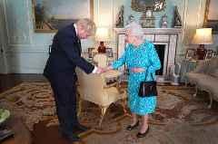 When did Boris Johnson last meet the Queen before coronavirus diagnosis?
