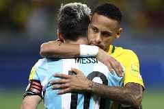 Brazil legend Cafu claims Neymar is 'better technically' than Lionel Messi