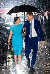 Meghan Markle, Prince Harry Photo in the Rain Backstory: What It Says About the Couple