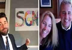 John Krasinski Launches Positive News Show on YouTube, Reunites with Steve Carell