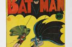 Amazing superhero comics collection of every DC issue on sale at private auction