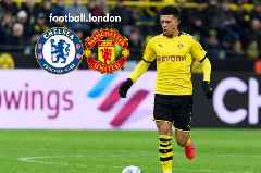 Chelsea fans react Sancho reportedly makes Man United decision