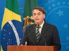 Facebook and Twitter blocked videos from Brazilian president Jair Bolsonaro for coronavirus misinformation