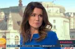 GMB: Susanna Reid airs coronavirus concern after return to show