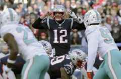 QB quest new for Patriots, but familiar for AFC East foes
