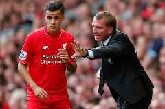 Brendan Rodgers comments on Coutinho as Leicester linked with unlikely transfer