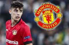 Kai Havertz boost for Man Utd and Liverpool as star makes Man City call