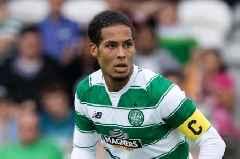 Liverpool ace Virgil van Dijk names Celtic's best player he lined up alongside