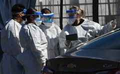 New York City Coronavirus Death Toll Surpasses 1,000, Confirmed COVID-19 Cases Exceed 41,000
