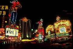 Las Vegas Casinos Close for Pandemic