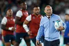 Eddie Jones agrees new England deal until after 2023 Rugby World Cup