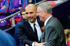 Gary Neville says Guardiola is copying Alex Ferguson's Man Utd transfer strategy