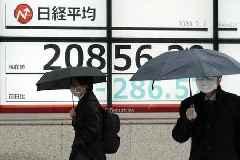 Asian markets hit as US coronavirus death toll rises