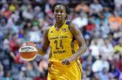Catchings elected to Naismith Basketball Hall of Fame in first year of eligibility