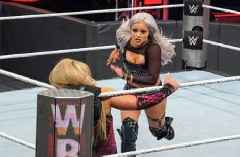 Liv Morgan def. Natalya (Kickoff Match)