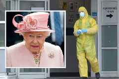 Coronavirus updates as Queen addresses the nation