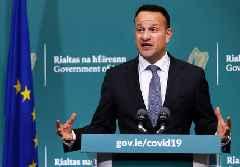 Irish PM Leo Varadkar re-enlists on medical register to battle coronavirus