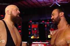 The Big Show challenged Drew McIntyre for the WWE Championship on Monday Night RAW