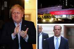 Coronavirus updates with PM Boris Johnson in intensive care