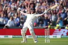 England star Ben Stokes 'honoured' after being named Wisden's leading cricketer