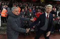 Arsene Wenger and Jose Mourinho named among top ten Premier League managers