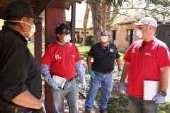 Coronavirus rips through Navajo nation as officials scramble to respond