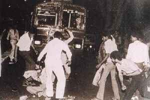 1984 anti-Sikh riots: 1984 series of organised pogroms against Sikhs in India