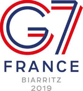 45th G7 summit: International economic conference held in 2019